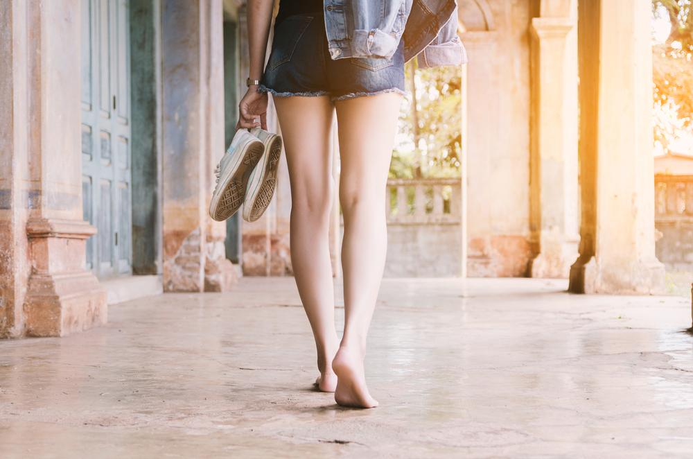 marche à pied marcher se balader