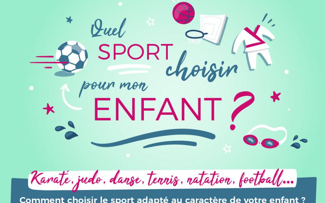 Quel sport pour mon enfant ?