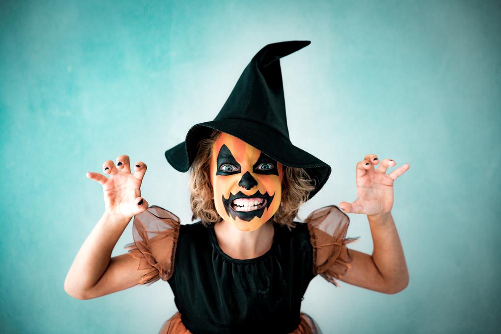 Réalisez un déguisement d'Halloween pas cher