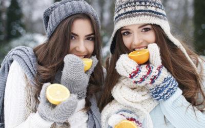 Boostez votre organisme cet hiver !