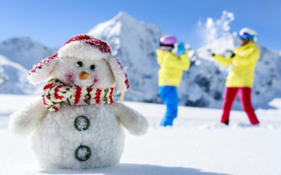 Vacances d'hiver: on s'organise!