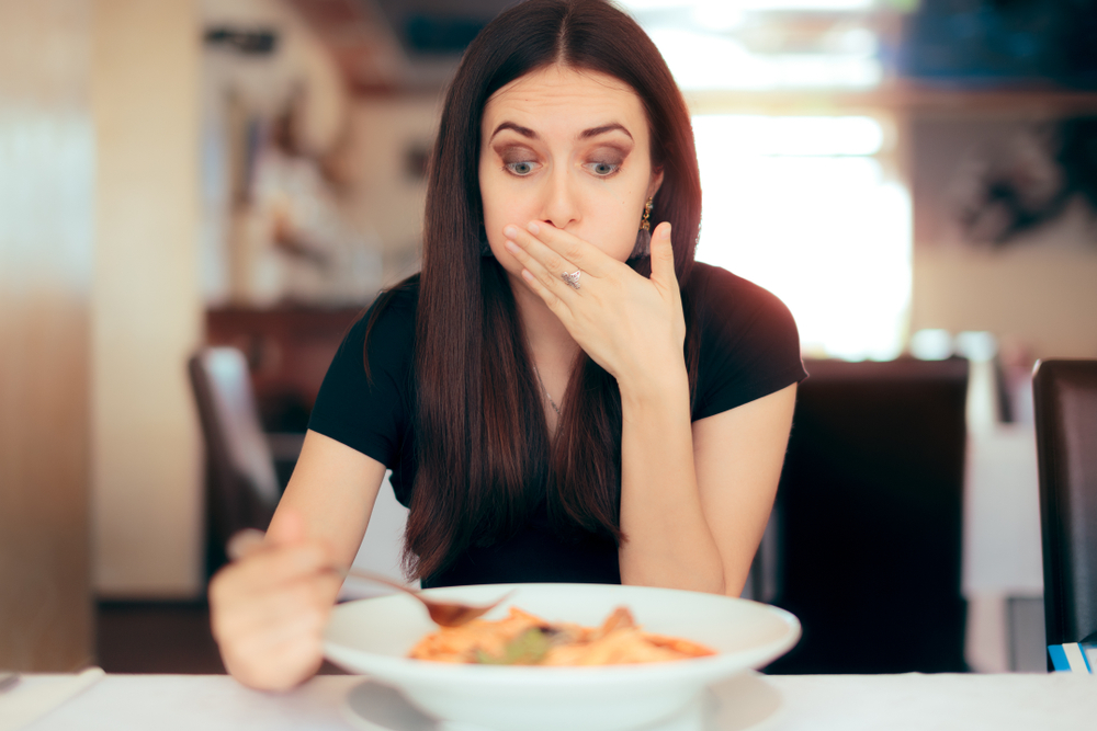 maladie alimentation gastro