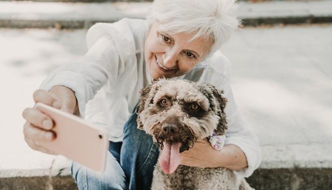 Avoir un chien pour mieux vieillir !