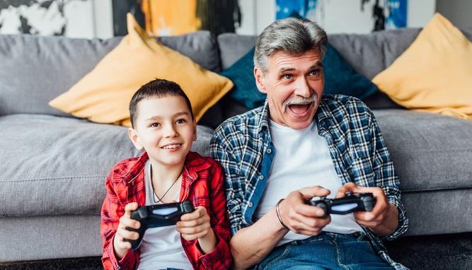 liens grands parents enfants