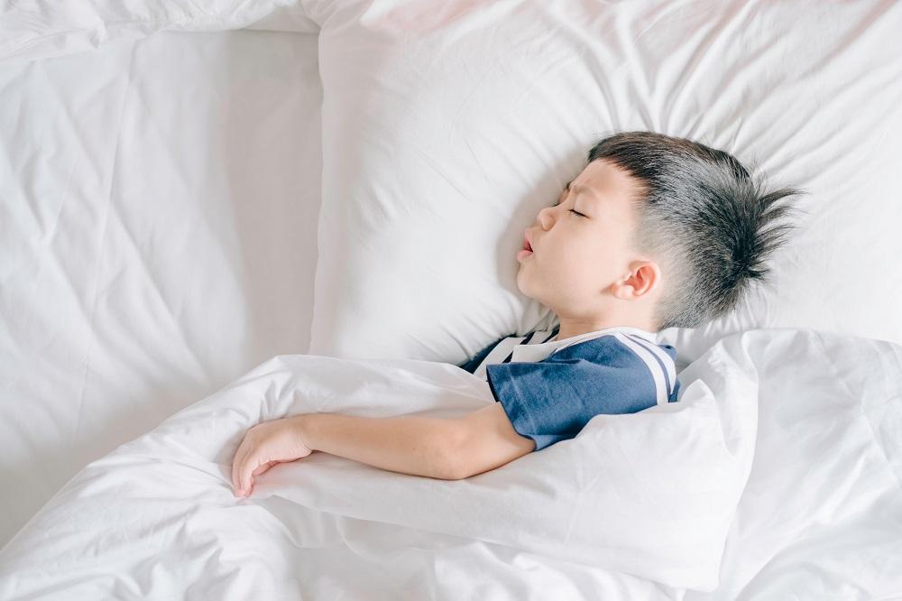 Apnées du sommeil : les enfants aussi !