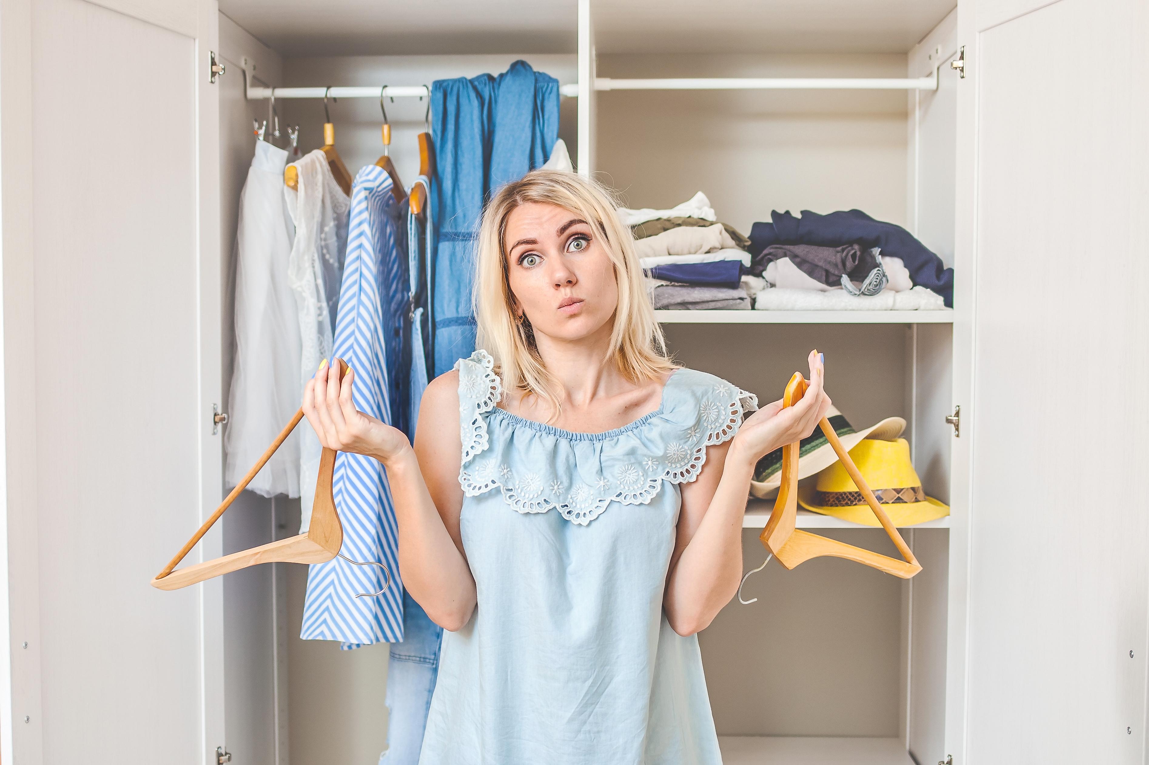 budget vêtements soldes