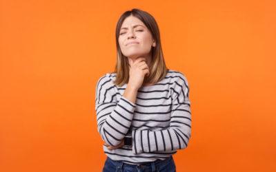 Un dérèglement de la thyroïde?
