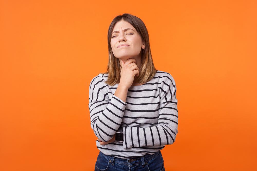 dérèglement thyroide