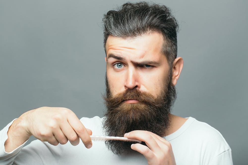 Messieurs, prenez soin de votre barbe