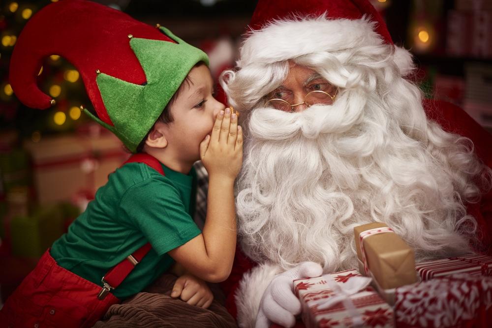 Comment expliquer que Papa Noël n'existe pas ?