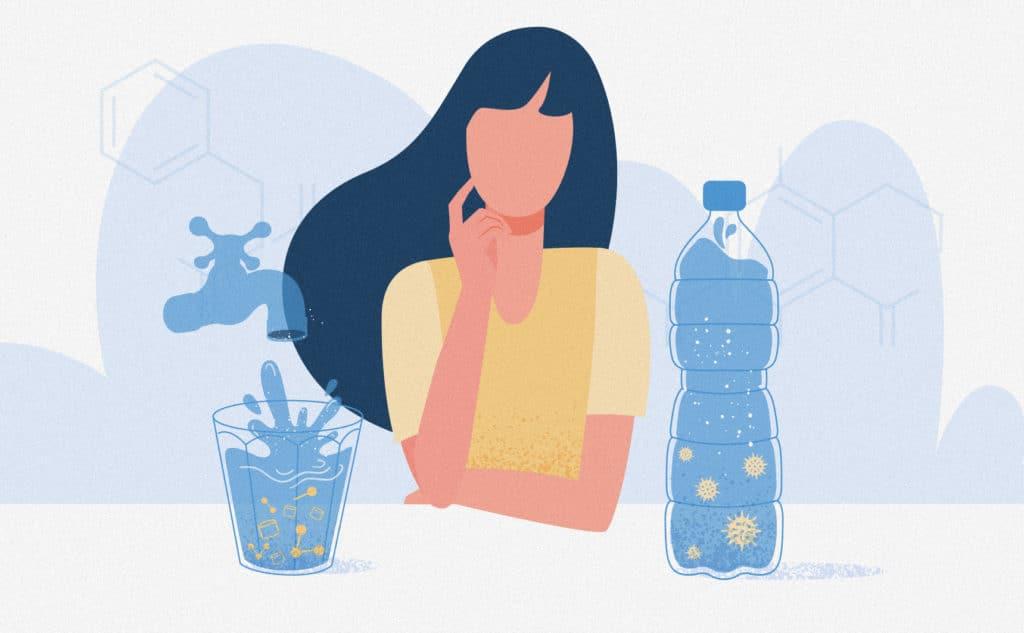 Robinet, bouteille : à quelle eau se vouer ?