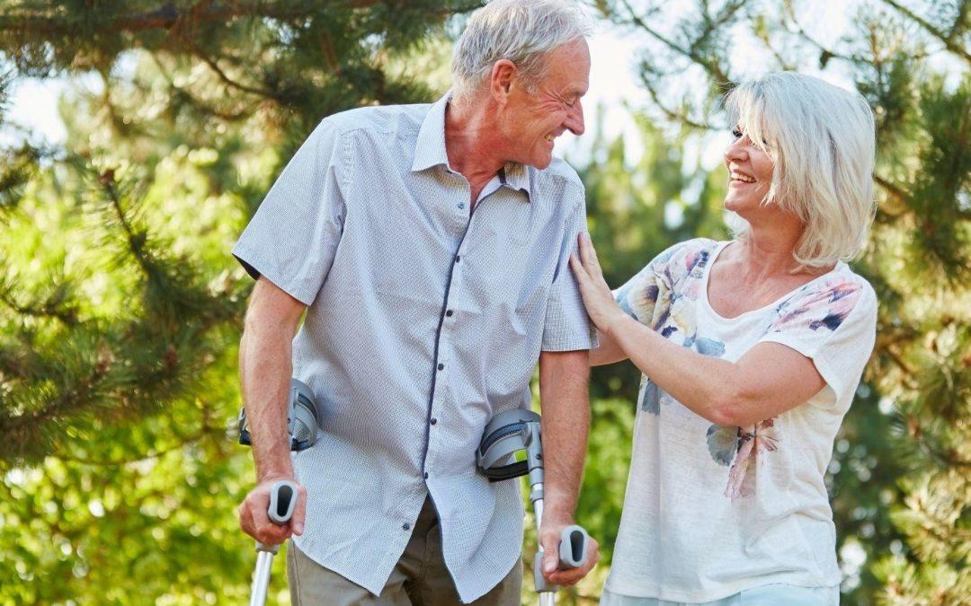 Seniors : comment prévenir les chutes ?