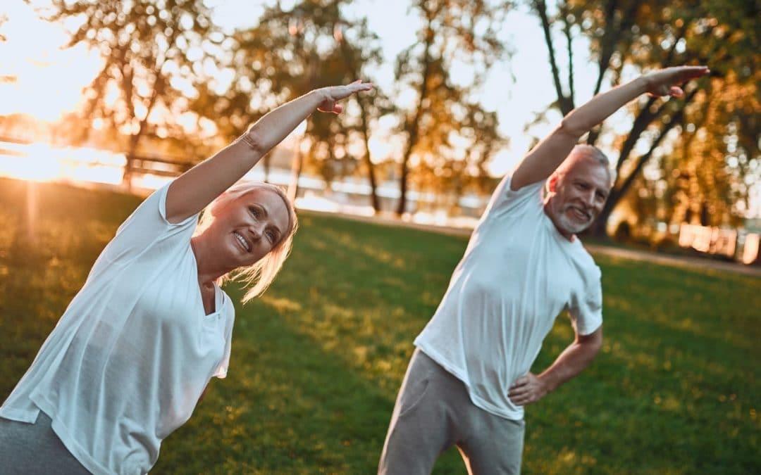 Seniors : l'importance d'une activité physique
